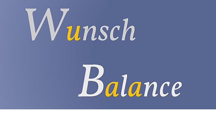Wunsch-Balance